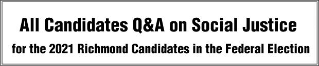 2021 All Candidates Q & A